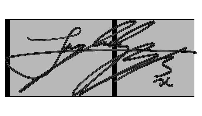 Podpis CEO informatycznego